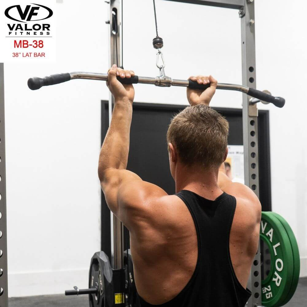 Valor Fitness MB-38 38_ Lat Pull Up