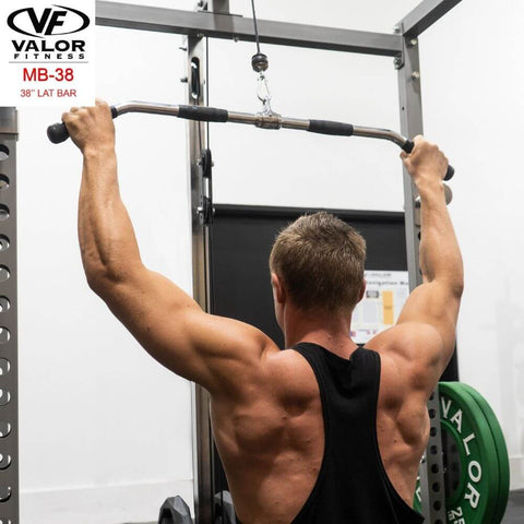 Image of Valor Fitness MB-38 38_ Lat Pulling