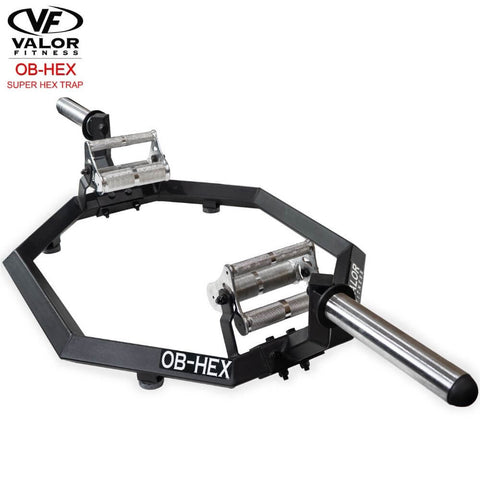 Valor Fitness OB-Hex Super Hex Trap 3D View