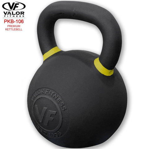 Image of Valor Fitness PKB ValorPRO Premium Kettlebells 106 Lbs 3D View
