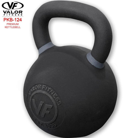 Image of Valor Fitness PKB ValorPRO Premium Kettlebells 124 Lbs 3D View