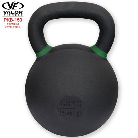 Valor Fitness PKB ValorPRO Premium Kettlebells 150 Lbs Front View