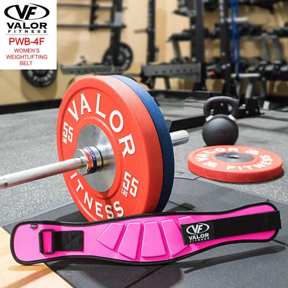 Valor Fitness PWB-4F Womens Power Weightlifting Belt With BPPU