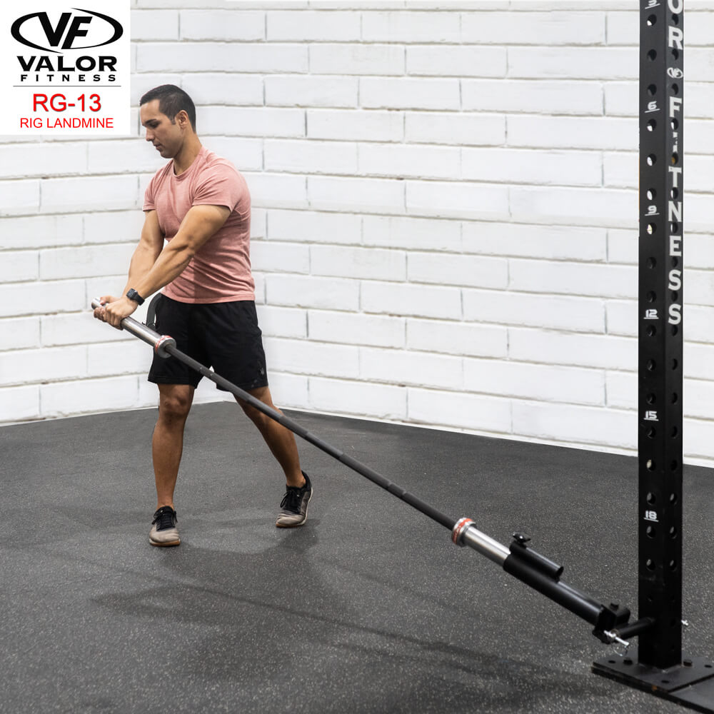 Valor Fitness RG-13 Landmine Attached