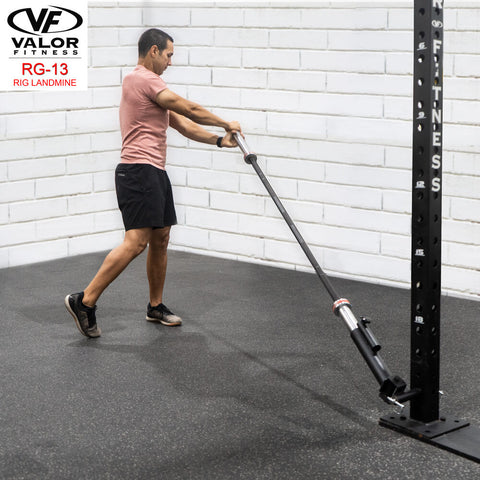 Image of Valor Fitness RG-13 Landmine Attached Rig