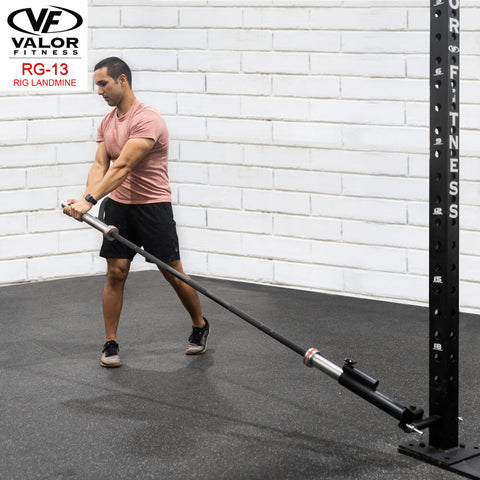 Image of Valor Fitness RG-13 Landmine Attached