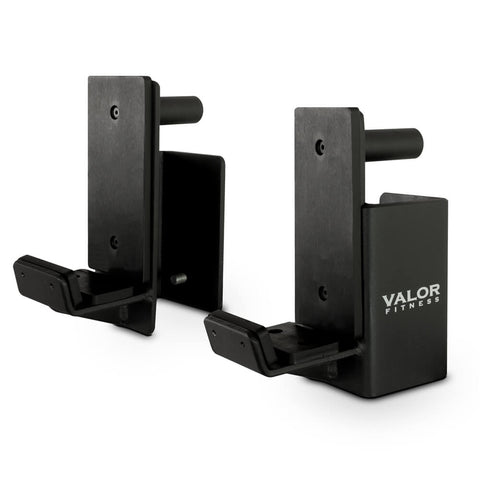 Image of Valor Fitness RG-7 J Hook Pair 3D View
