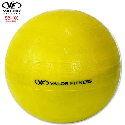 Image of Valor Fitness SB Slam Balls 100 Lbs  Back View
