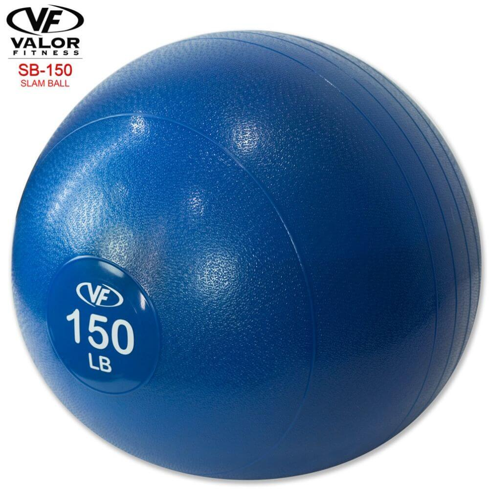 Valor Fitness SB Slam Balls 150 Lbs  3D View