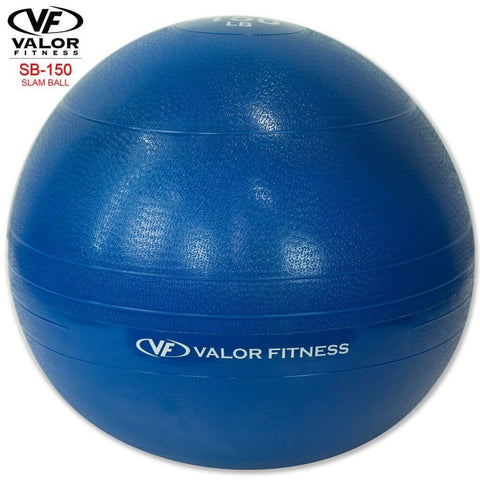 Image of Valor Fitness SB Slam Balls 150 Lbs  Back View