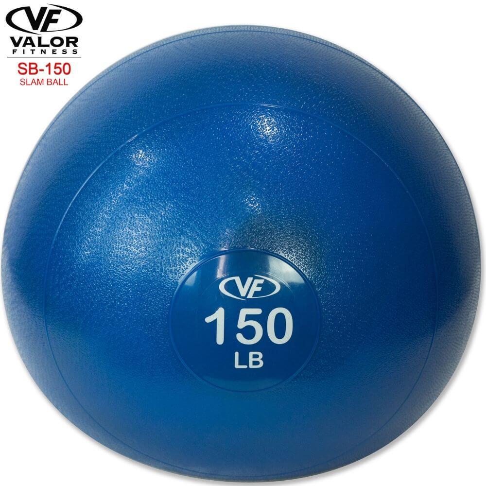 Valor Fitness SB Slam Balls 150 Lbs Front View