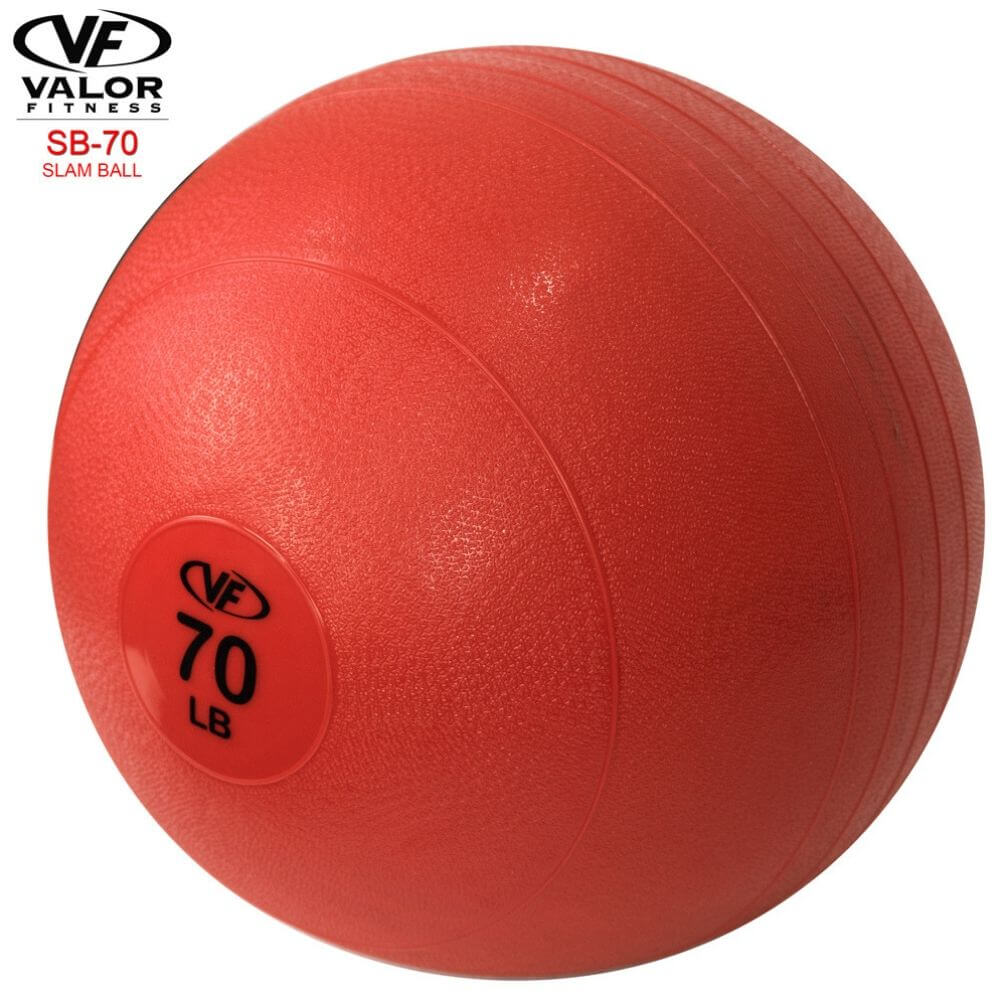 Valor Fitness SB Slam Balls 70 Lbs  3D View