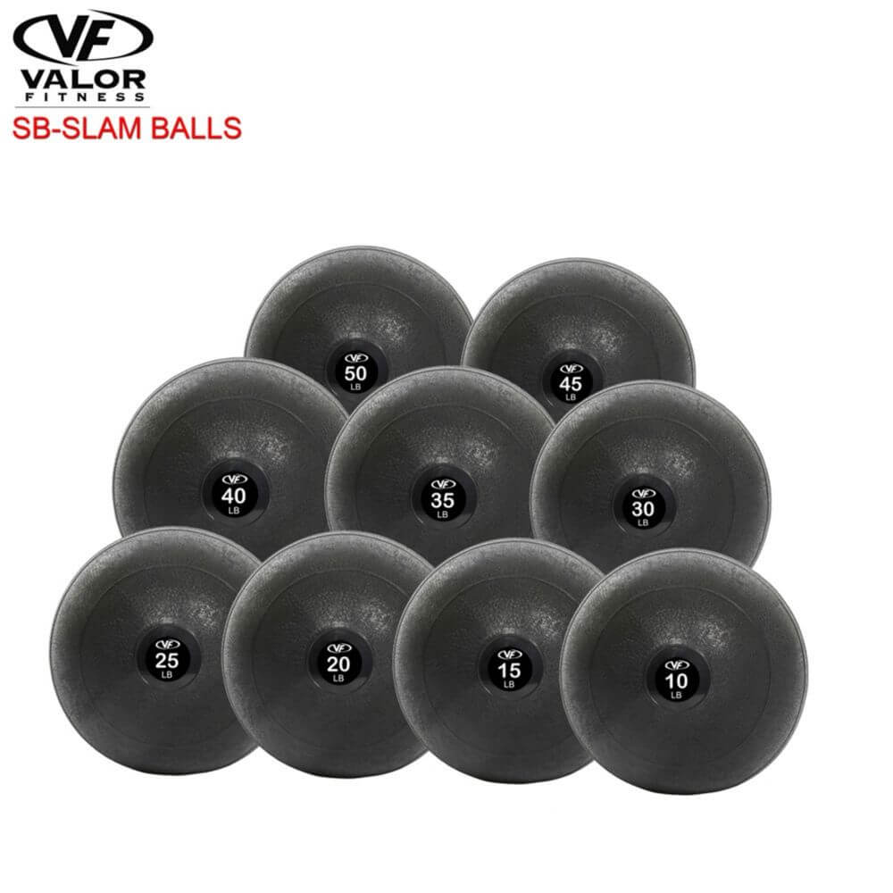Valor Fitness SB Slam Balls Family