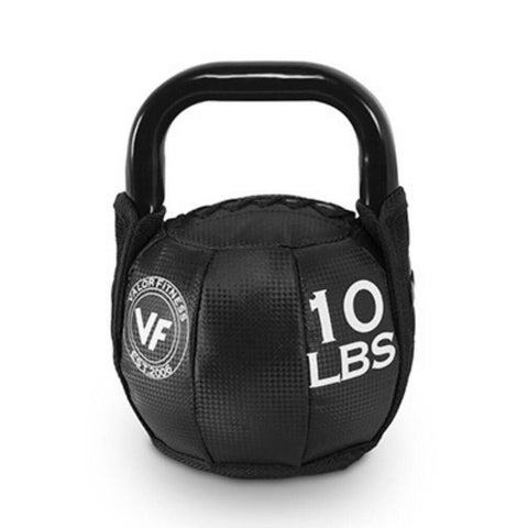 Image of Valor Fitness SKB Soft Kettlebells 10 Lbs Close Up