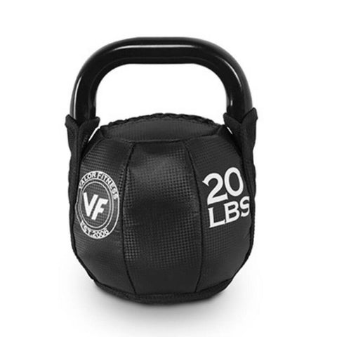 Image of Valor Fitness SKB Soft Kettlebells 20 Lbs Close Up