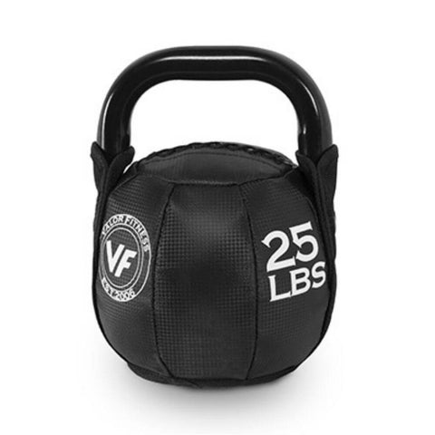 Image of Valor Fitness SKB Soft Kettlebells 25 Lbs Close Up