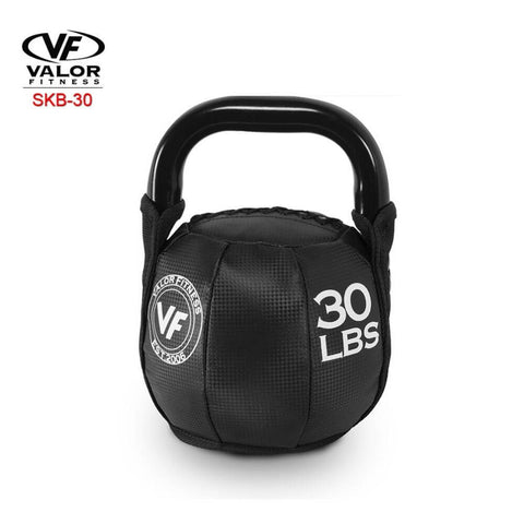 Image of Valor Fitness SKB Soft Kettlebells 30 Lbs 3D View