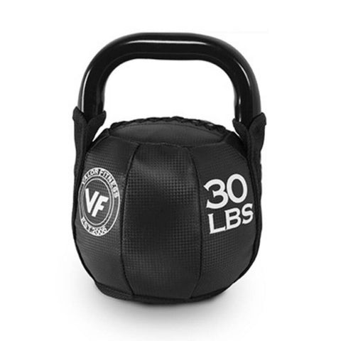 Image of Valor Fitness SKB Soft Kettlebells 30 Lbs Close Up