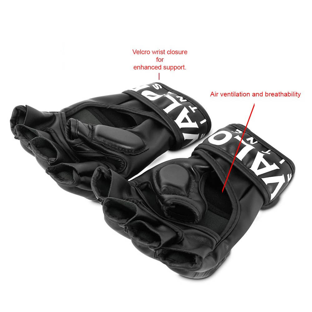 Valor Fitness VB-MMA MMA Glove Features
