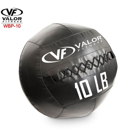 Image of Valor Fitness WBP ValorPRO Wall Balls 10 Lbs 3D View