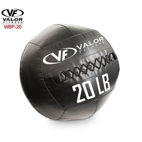Image of Valor Fitness WBP ValorPRO Wall Balls 20 Lbs 3D View