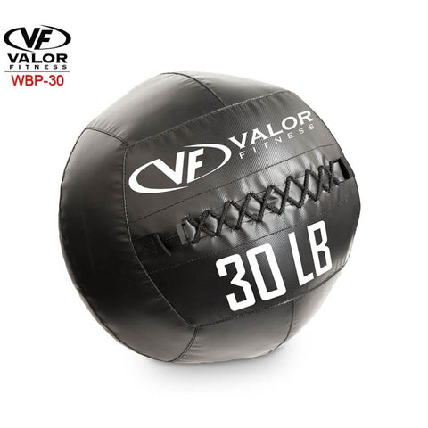 Image of Valor Fitness WBP ValorPRO Wall Balls 30 Lbs 3D View