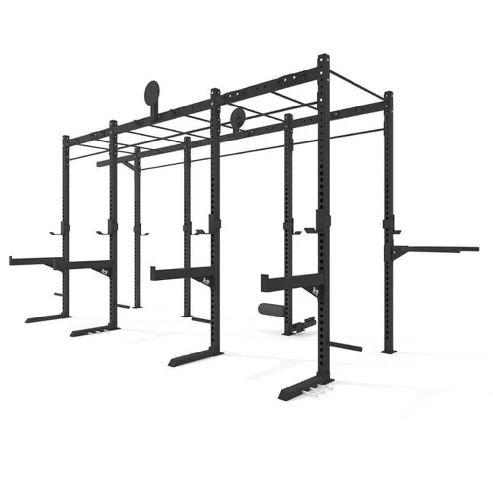 Xtreme Monkey 14-4 Free Standing Fully Loaded Rig 3D View