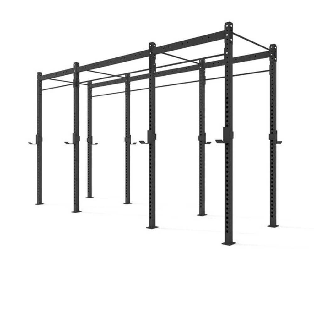 Xtreme Monkey 14-4 Free Standing Rig 3D View