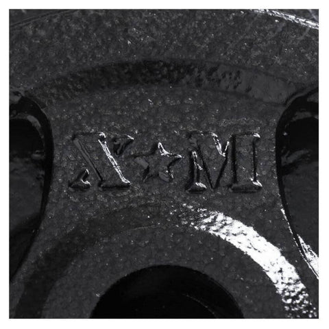 Image of Xtreme Monkey 255lb Steel Plate Set Logo