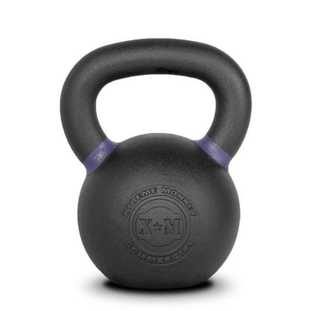 Xtreme Monkey Gravity Poured Cast Iron Kettle Bells 20 Back
