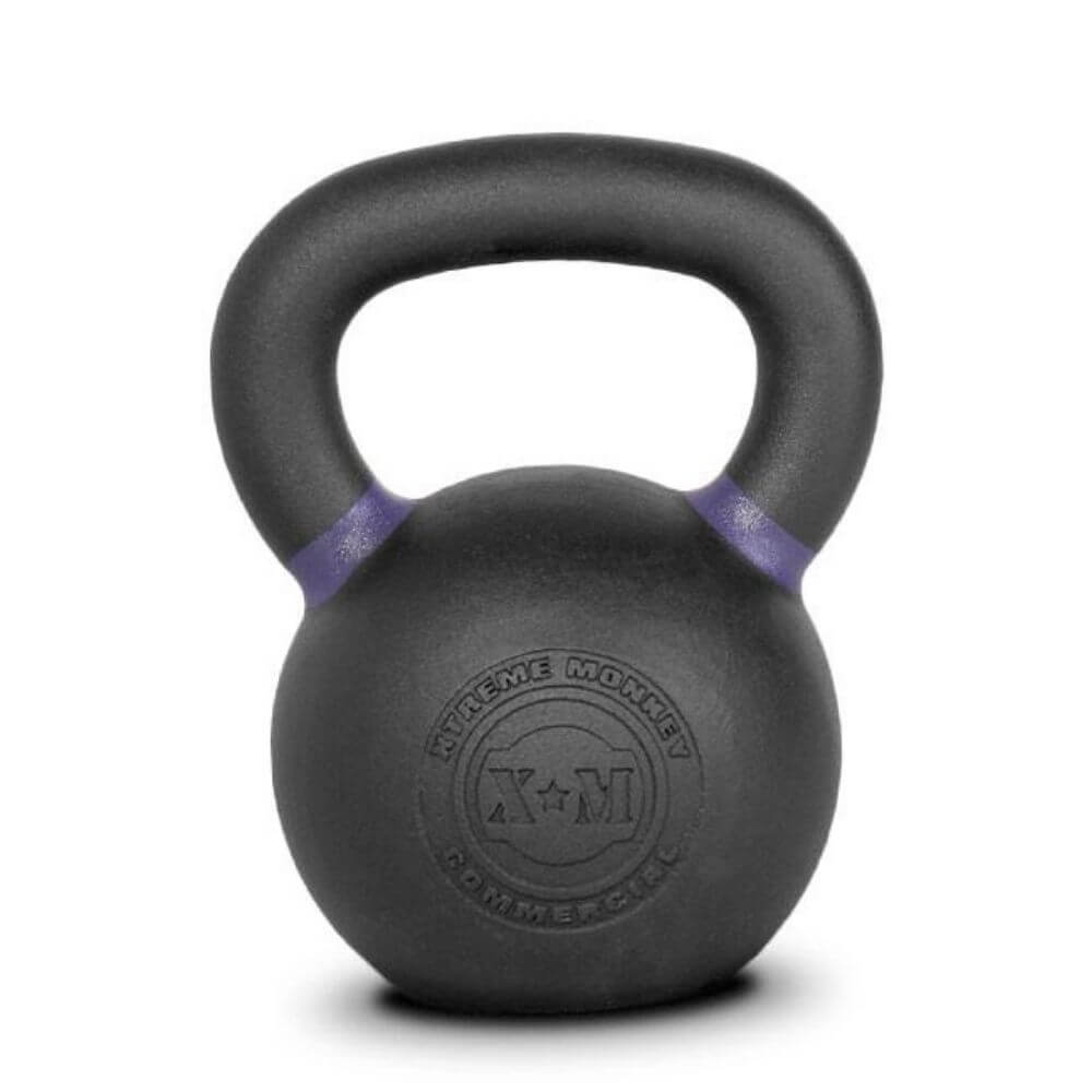 Xtreme Monkey Gravity Poured Cast Iron Kettle Bells 20 Logo