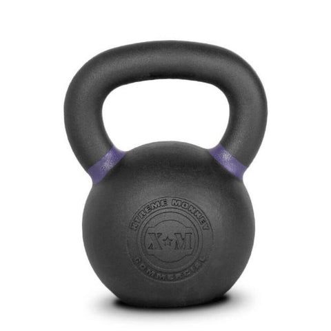 Image of Xtreme Monkey Gravity Poured Cast Iron Kettle Bells 20 Logo