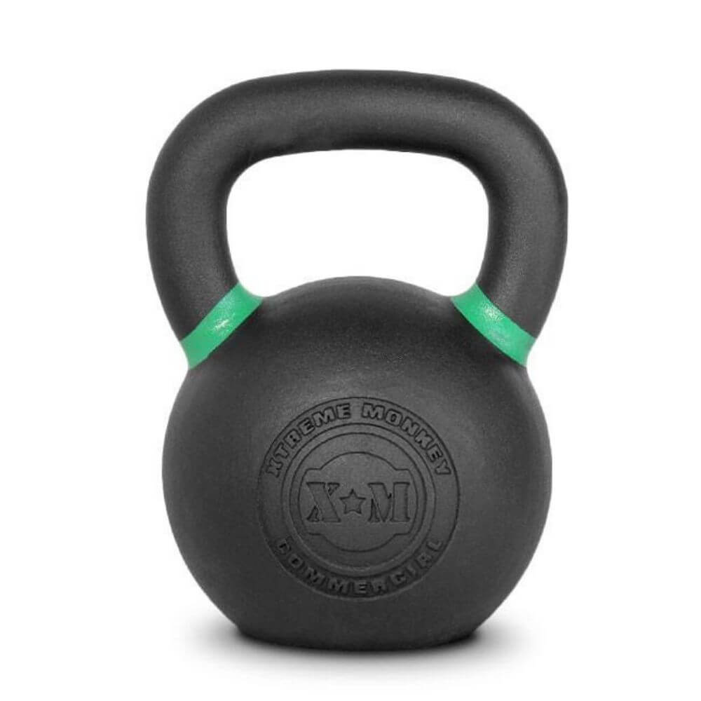 Xtreme Monkey Gravity Poured Cast Iron Kettle Bells 24 Back