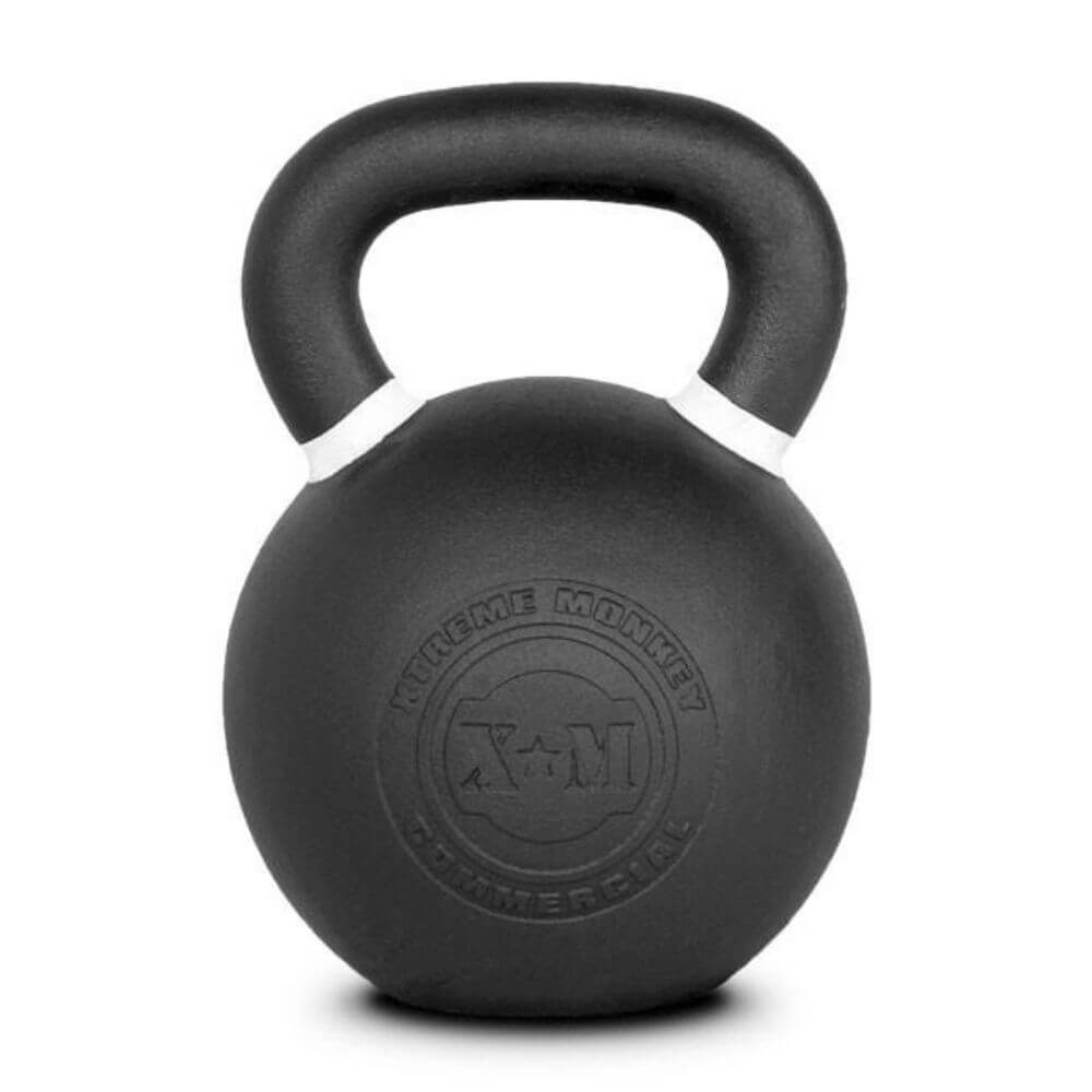 Xtreme Monkey Gravity Poured Cast Iron Kettle Bells 40 Back