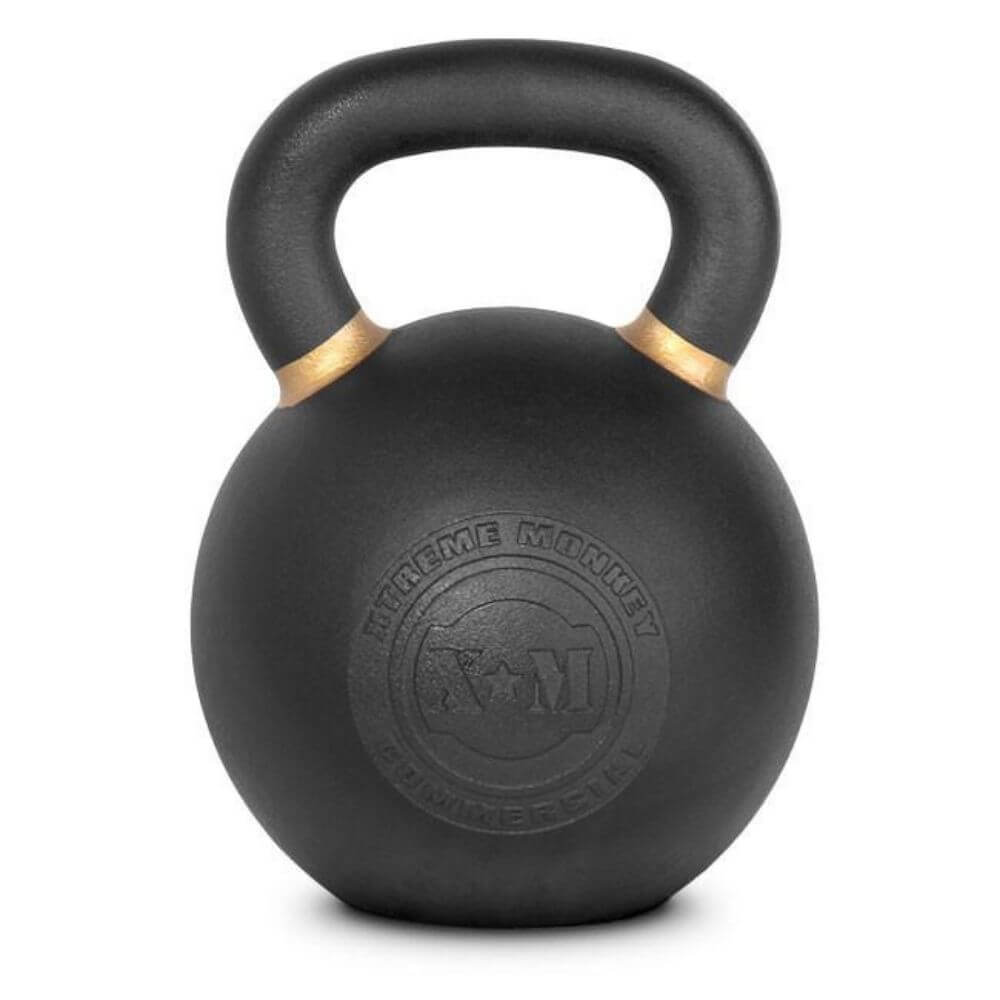 Xtreme Monkey Gravity Poured Cast Iron Kettle Bells 48 Back