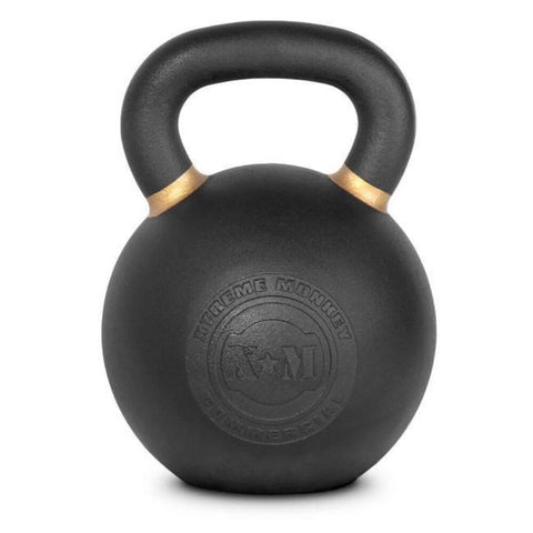 Image of Xtreme Monkey Gravity Poured Cast Iron Kettle Bells 48 Back