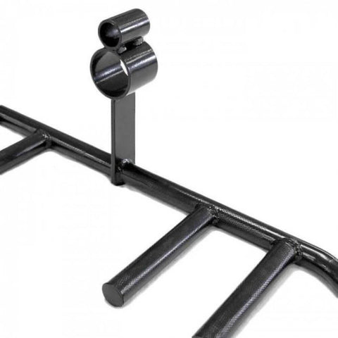 Image of Xtreme Monkey XM-3727 T-Bar Row Multi-Grip Handle Bar SAHB Close Up View