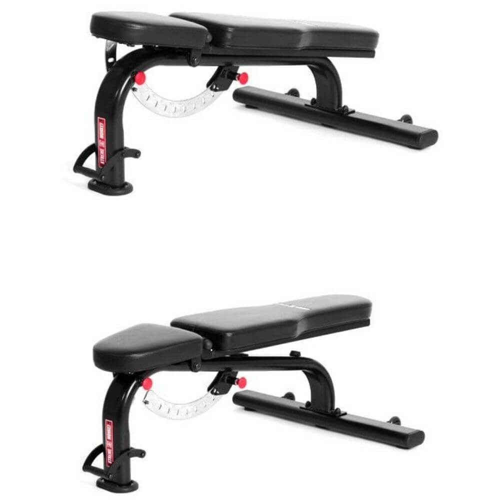 Xtreme Monkey XM-3820 Commercial FID Bench Front And Back Side View