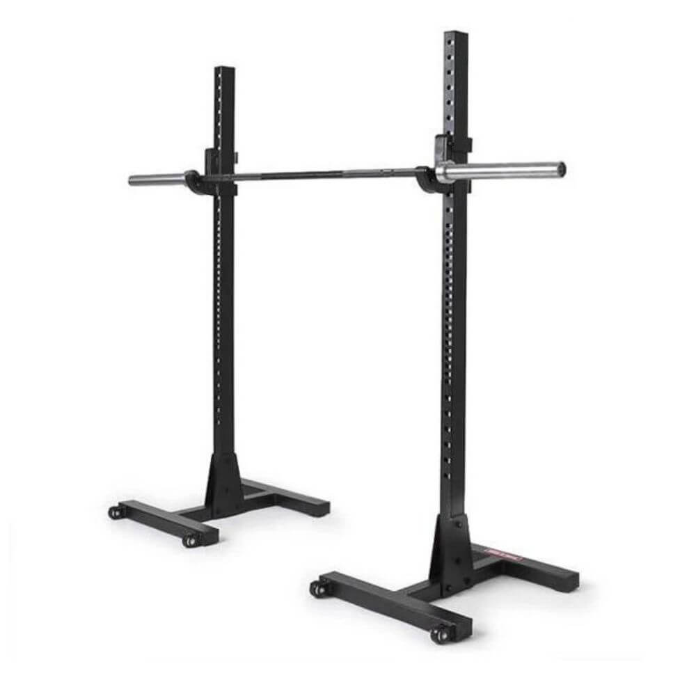 Xtreme Monkey XM-4052 Commercial H-Base Squat Stand 3D View