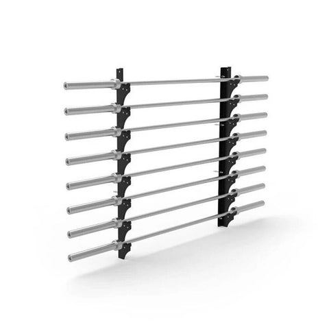 Image of Xtreme Monkey XM-4206 8 Bar Gun Rack 3D View With Bars