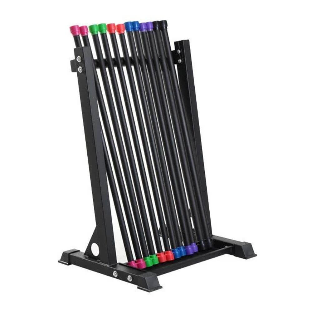 Xtreme Monkey XM-4831 BodyBar Storage Rack 3D View With Bars