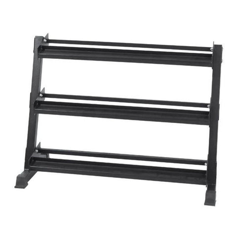 Image of Xtreme Monkey XM-5012 3-Tier Dumbbell Storage Rack Front View