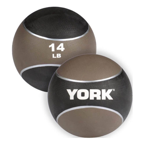 Image of YORK Barbell 65106 Medicine Rubber Ball 14