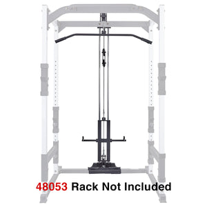 York Barbell FTS Plate Loaded Hi / Low Pulley Attachment