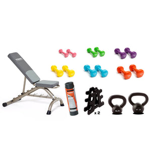 York Barbell Fit & Tone Starter Package