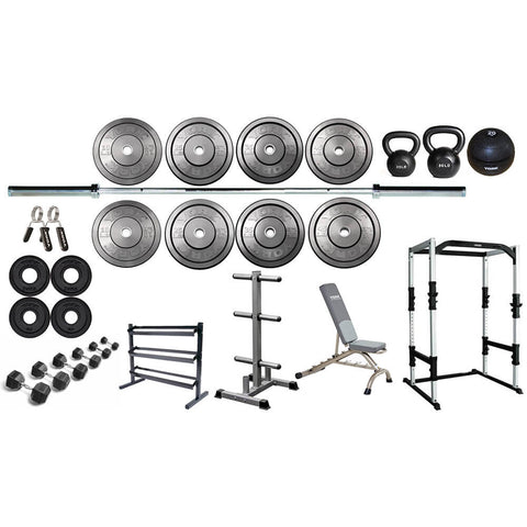 York Barbell Gold Package