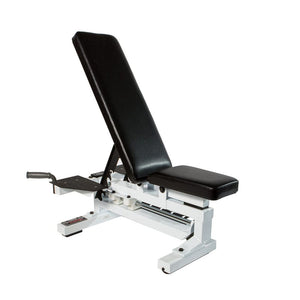 York Barbell STS Multi-Function Bench White