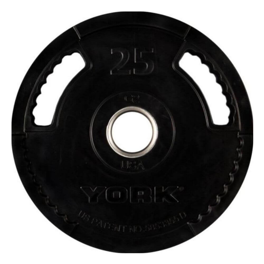 York_Barbell_29078G-2_Rubber_Encased_Olympic_Plates_25