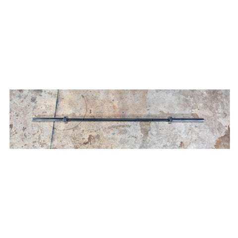 Image of York Barbell 32120 7' NA Black Oxide 2000lb Olympic Bar Full View