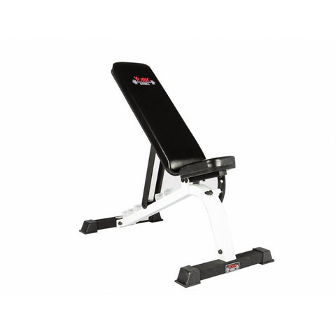 York Barbell 48003 FTS Flat-to-Incline Adjustable Utility Bench Press 3D View